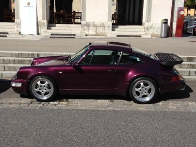 PORSCHE 911 (964) Turbo 3.3