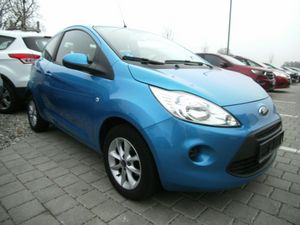 FORD Ka 1.2 Start-Stopp-System Champions Edition