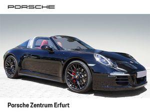 PORSCHE 991 911 Targa 4 GTS/letzter Sauger/Vollleder/Sitzklima