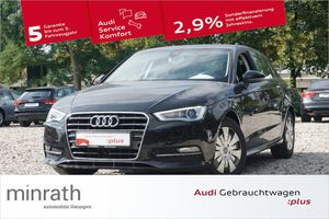 AUDI A3 Sportback Attraction 1,6 TDI ultra Klima
