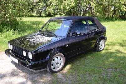 VW Golf Cabriolet Cabrio Classic Line