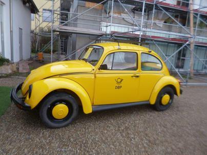 VW Einziger Orig. Post-Käfer