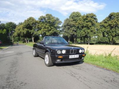 BMW E30 318i Cabrio
