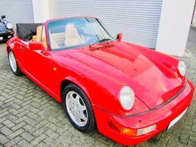 PORSCHE 911 / 964 C4 Cabrio