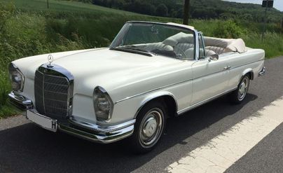 MERCEDES-BENZ MB 300 6,3 L