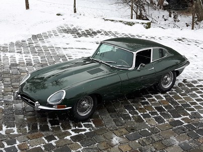 JAGUAR E-Type Serie 1 Coupé