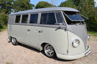 VW Kombi und Camper