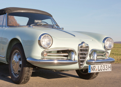 ALFA ROMEO Alfa Romeo Giulietta Spider