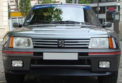 PEUGEOT Turbo 16