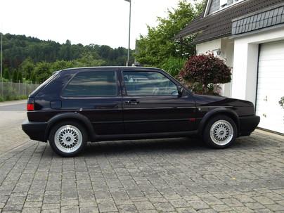 VW Golf 2 GTI 16 V Edition One