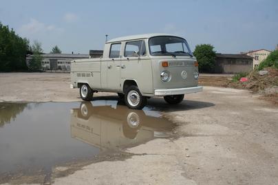 VW 265 011 T2 Doka