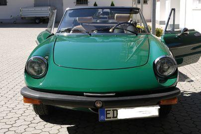 ALFA ROMEO 2000 Cabrio