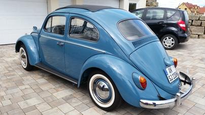 VW Käfer 1200 Export Dickholmer